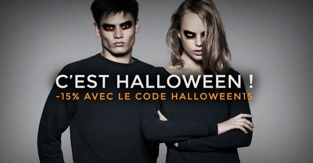 Halloween, c'est dans 2 semaines !
