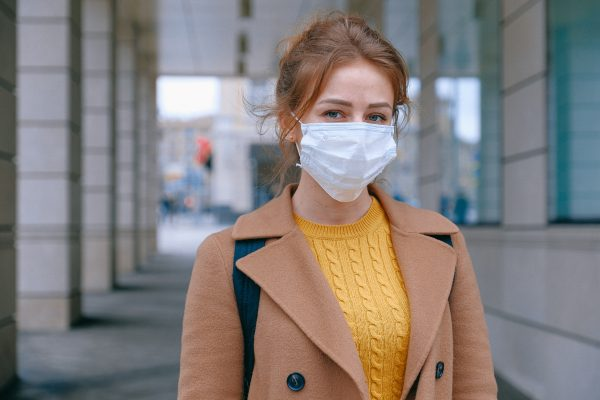 Le masque : le nouvel accessoire indispensable