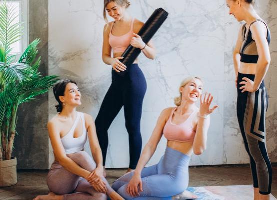 Femmes, sport et mode