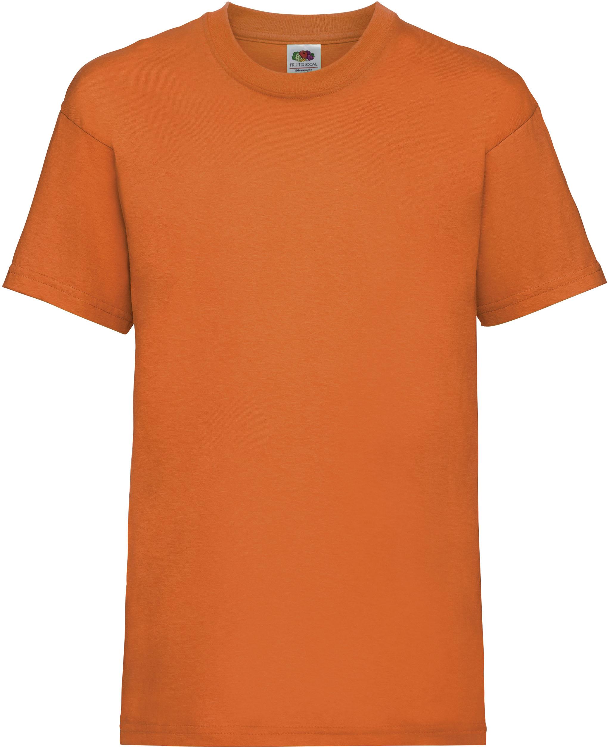 58ef1ff3b2740 Fruit of the Loom SC221B - T-Shirt Enfant Coton