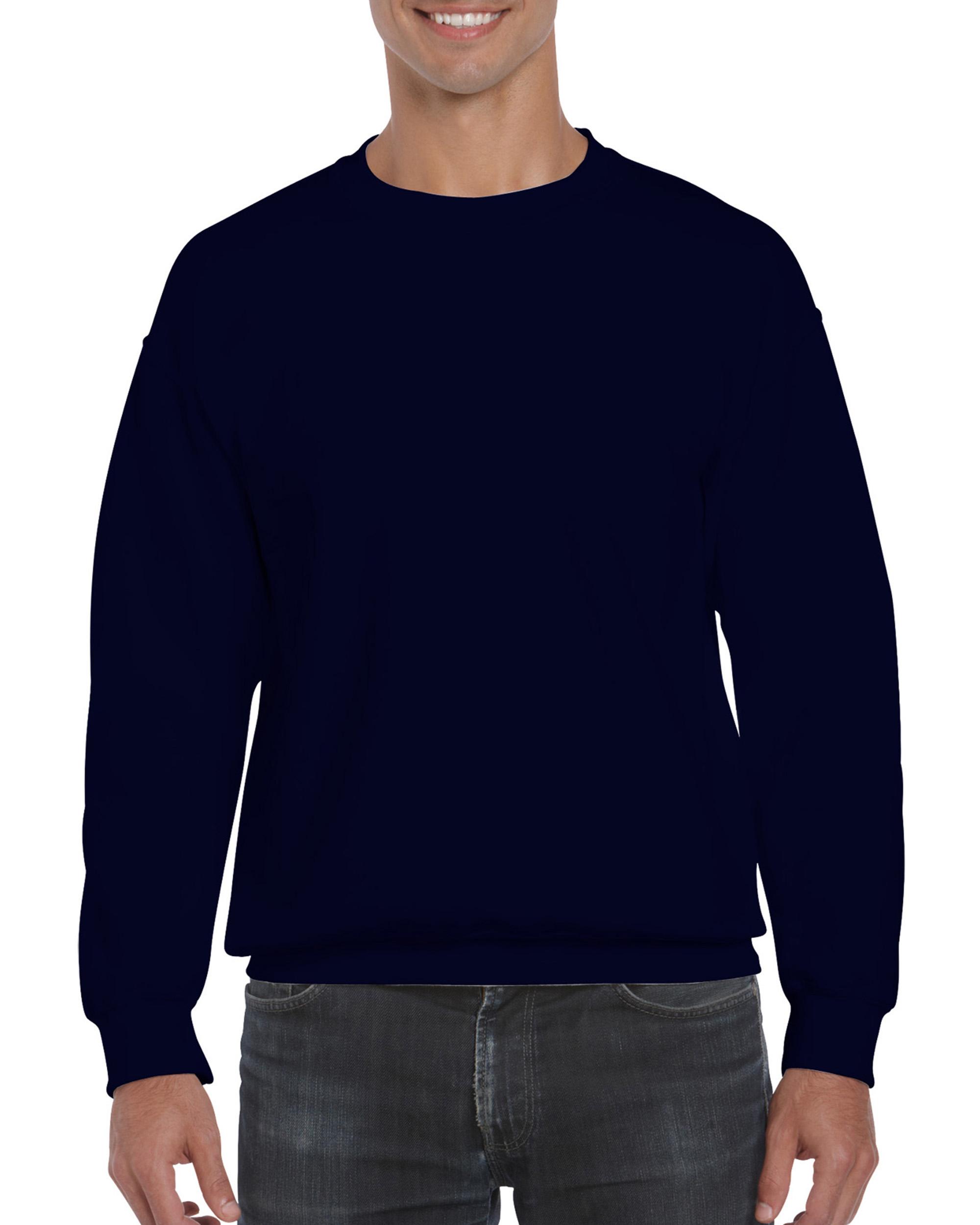 Gildan GI12000 - Sweat-Shirt Homme Manches Droites   Wordans France 07b9cb459072