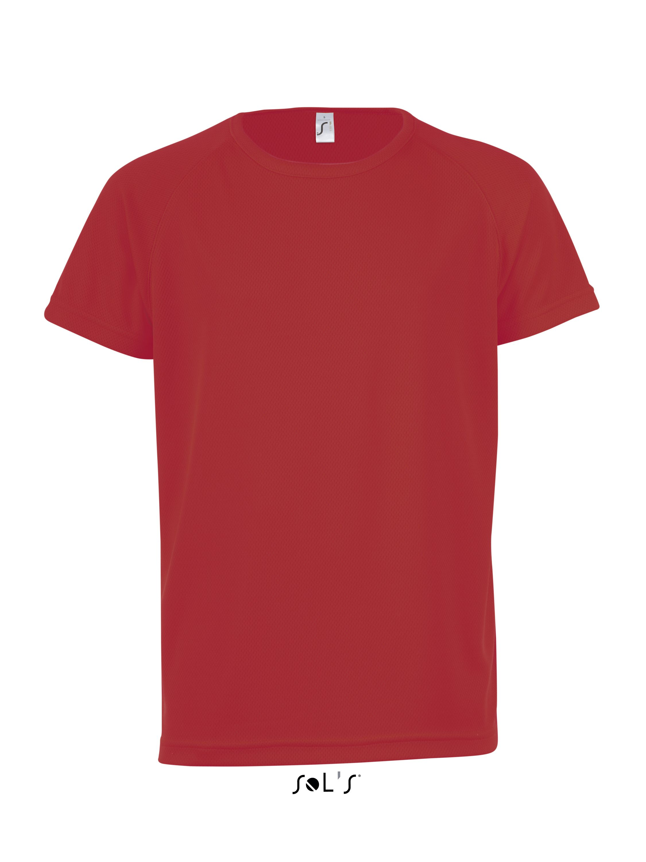 777de091ae21d Sol s 01166 - Tee-Shirt Enfants SPORTY