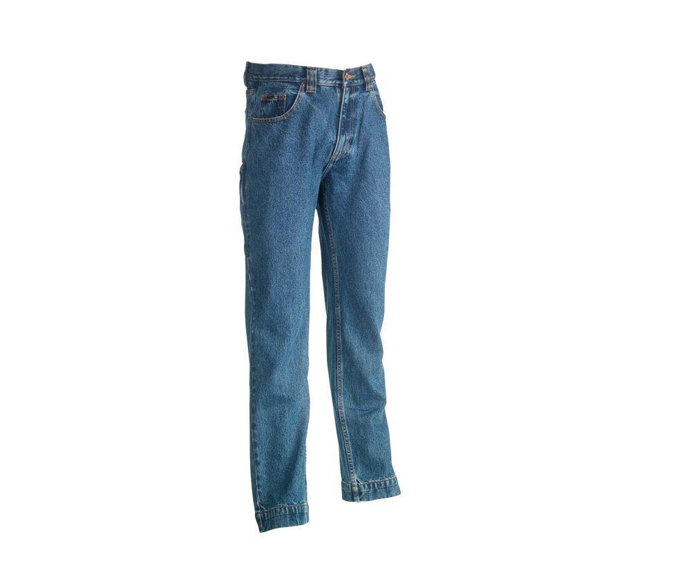 Pantalon Jeans Hk003 Femme 100Coton Herock SMVpqzU